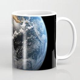 NASA Hubble Space Telescope Poster - Hubble Views of the Universe - Earth Coffee Mug