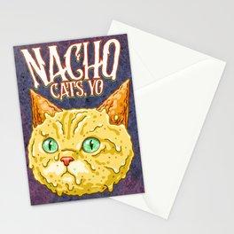 NACHO CATS, YO Stationery Cards