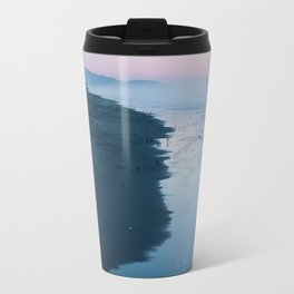 Ocean Beach at Sunset Travel Mug