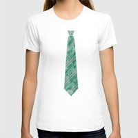 slytherin T-shirts featuring Slytherin by Zach Terrell