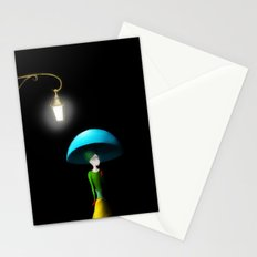 Street to Nowhere Stationery Cards