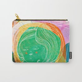 Home With You Carry-All Pouch