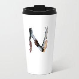 N Travel Mug