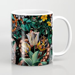 Dangers in the Forest V Coffee Mug