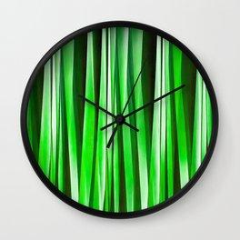 Tropical Environment Wall Clock