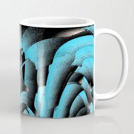 Turquoise mineral Coffee Mug