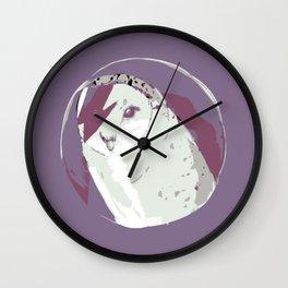 Labyrinth Ziggy Wall Clock