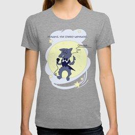 Howard, the Cheesy Werewolf T-shirt