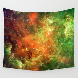Star Cluster Wall Tapestry