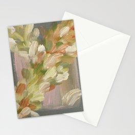 Feather Stream - Original Fine Art Print by Cariña Booyens Stationery Cards