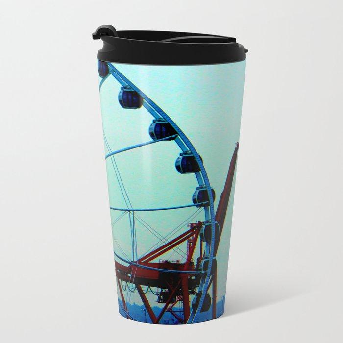 Cargosel Metal Travel Mug