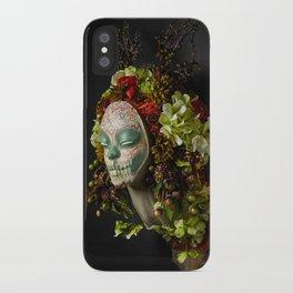 Acorn Harvest Muertita iPhone Case