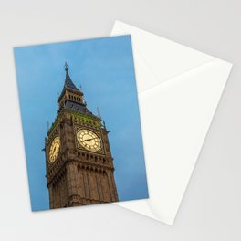 The Big Ben (London) Stationery Cards