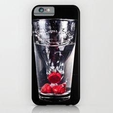 Kiss Glass Slim Case iPhone 6s
