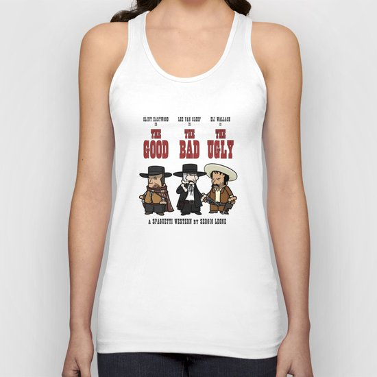The good, the bad, the ugly Unisex Tank Top