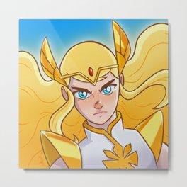 She-Ra The Princess of Power Metal Print