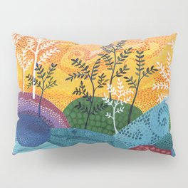 on and on fields Pillow Sham