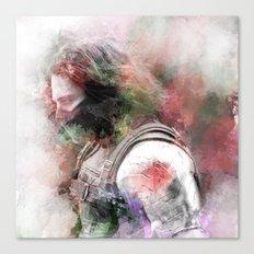 Winter Soldier Canvas Print