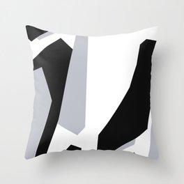 Jon Olsson camo Throw Pillow