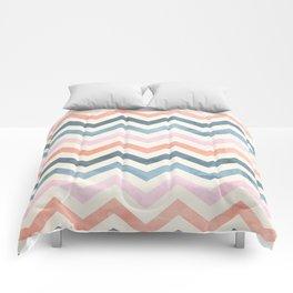 Boho Chevron Comforters