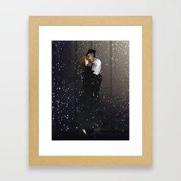 Requiem Mask - I'll Keep You Warm Framed Art Print