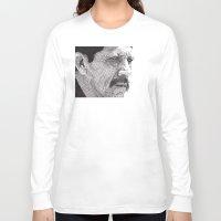 danny ivan Long Sleeve T-shirts featuring Danny by Rik Reimert