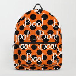 Boo Dots Backpack