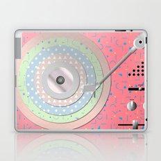 Vinyl-Turntable Laptop & iPad Skin