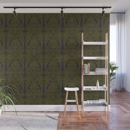 The Grand Salon, Olive Wall Mural