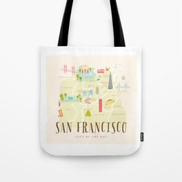 millefeuille Tote Bag