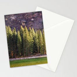 River in the Valley Stationery Cards