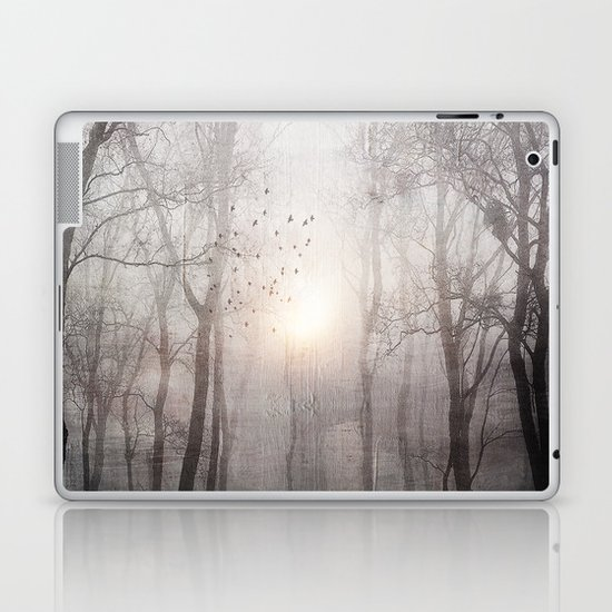 Eternal walk Laptop & iPad Skin