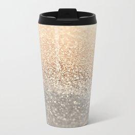 GOLD Metal Travel Mug