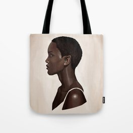 Elf Portrait Tote Bag