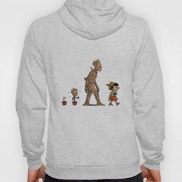 Groot - Pinocchio Hoody