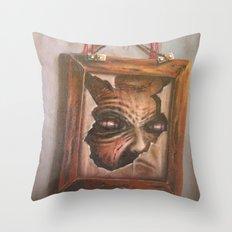 Me Inside Throw Pillow
