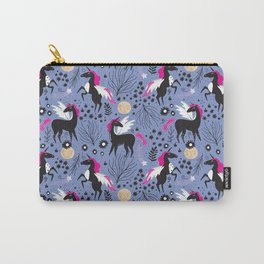 Land of Unicorns Carry-All Pouch