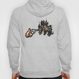 """Livin' For The City - """"Freeze"""" Hoody"""