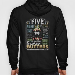 Exotic Butters Hoody
