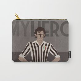 MY HERO - 10 PLATINI - ZEROSTILE FACTORY Carry-All Pouch