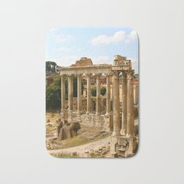 Roman Forum Bath Mat