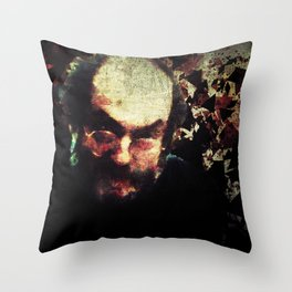 Stanley Kubrick Throw Pillow