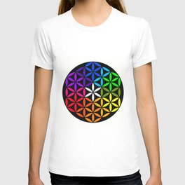 Secret flower of life T-shirt