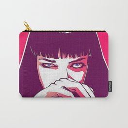 Pulp Fiction Mia Wallace Carry-All Pouch