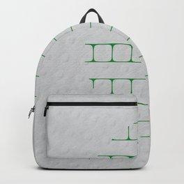 Blank Poem Backpack