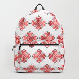 Rodimich - Antlers - Slavic Symbol #3 Backpack