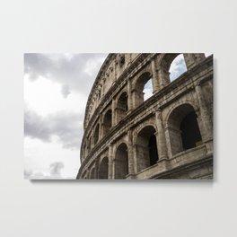 Colossal Metal Print
