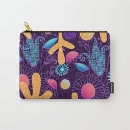 Enchanted Garden Carry-All Pouch
