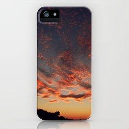 Sundown Mallorca iPhone Case