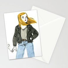 Sweet and badass Stationery Cards